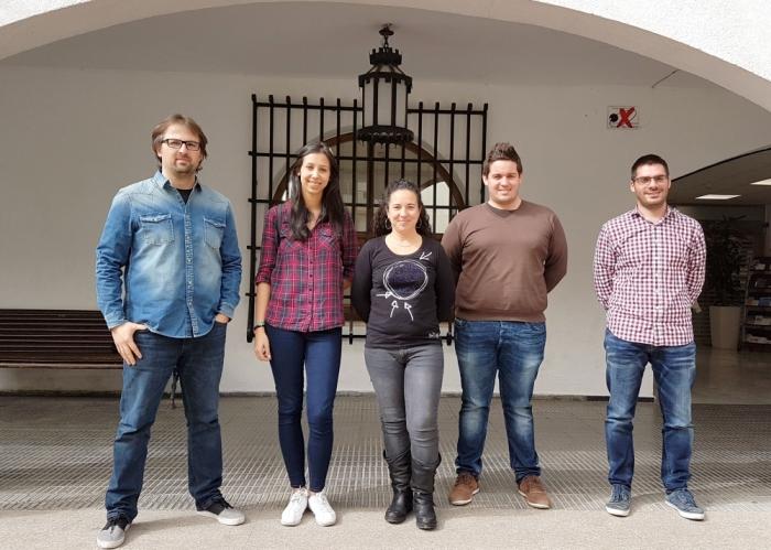 """Els joves, Antonio Manchón i Marta Guillén, guanyadors del concurs """"Vens al Douzelage?"""""""