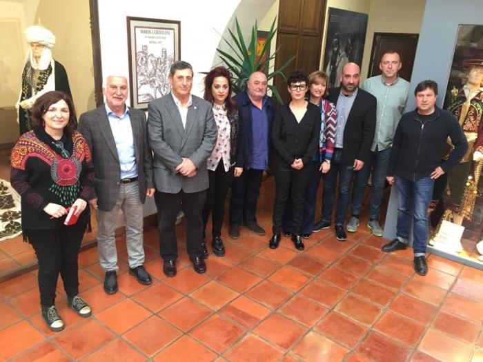 Constitución del Consejo Asesor de la Cátedra de Estudios Artísticos Anetta Nicoli de la UMH