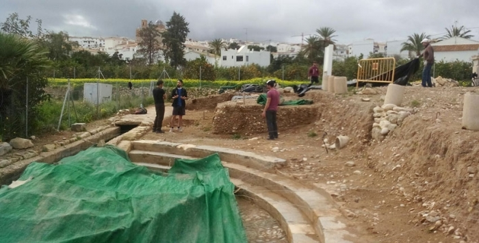 Continuen els treballs al jaciment arqueològic del Poador del Pontet