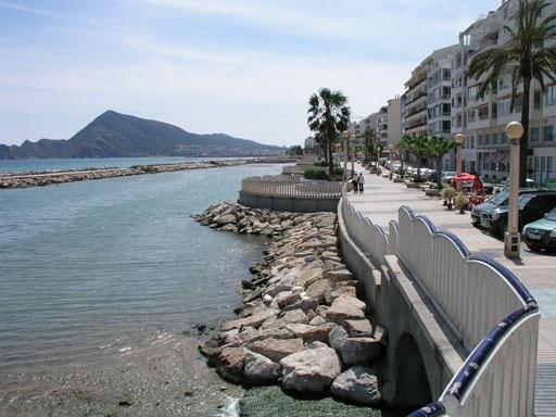 L'Ajuntament i el Ministeri de Medi ambient acorden la millora i engegada del Projecte del Front Litoral