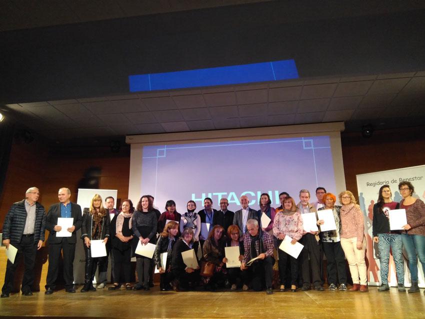 L'Ajuntament celebra el primer acte de reconeixement a les associacions d'àmbit sociosanitari