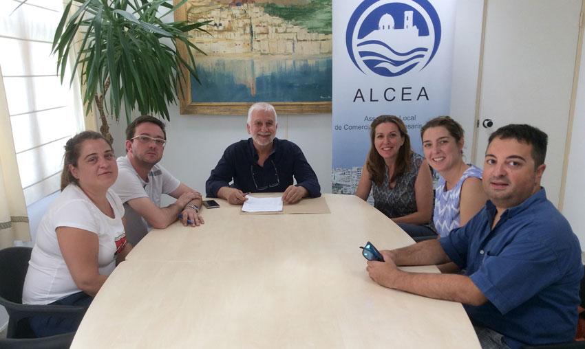 L'Ajuntament i ALCEA subscriuen un conveni de col·laboració