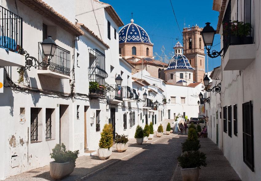 Urbanismo amplía los conceptos subvencionables para rehabilitar fachadas en los núcleos históricos