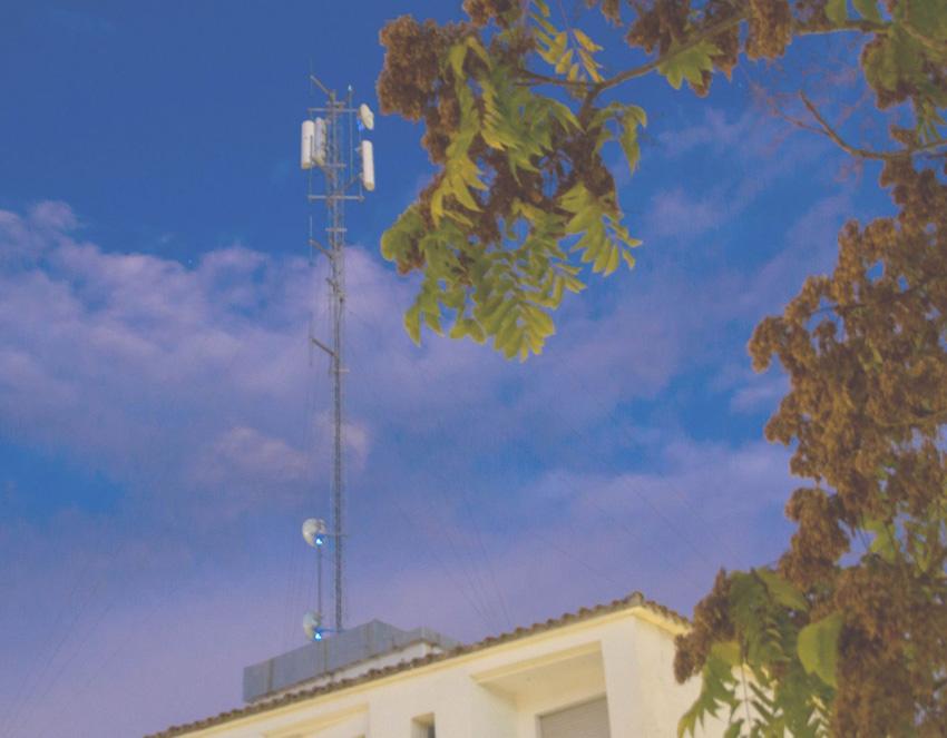 L'Ajuntament guanya en primera instància el judici per la instal·lació d'una antena de telefonia en l'Av. Jaume I
