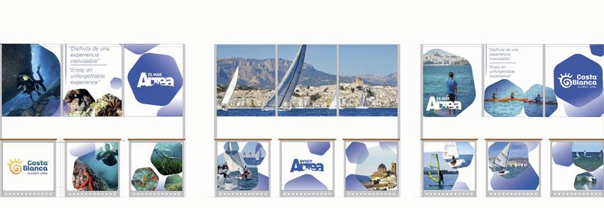 Altea estarà present per segon any consecutiu en el Saló Internacional d'Activitats Aquàtiques, MEDSEA