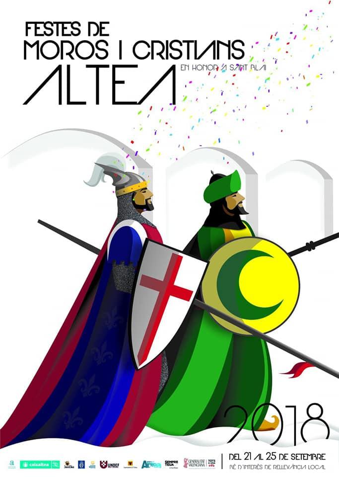 Arranquen les festes amb l'inici del TORNEIG 24h de FUTBOL SALA de la Federació de Moros i Cristians Sant Blai, al Pavelló Municipal dels Esports d'Altea, dissabte 1 de setembre a les 17:30h