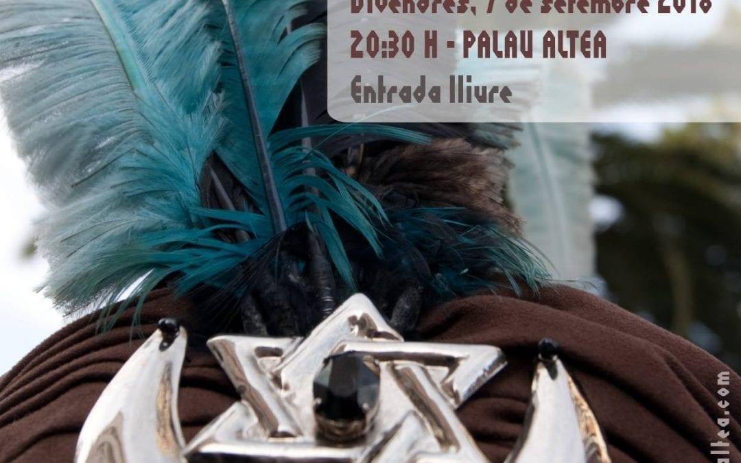 Concert de Música Festera, divendres 7 de setembre a les 20:30h al Palau d'Altea, entrada lliure