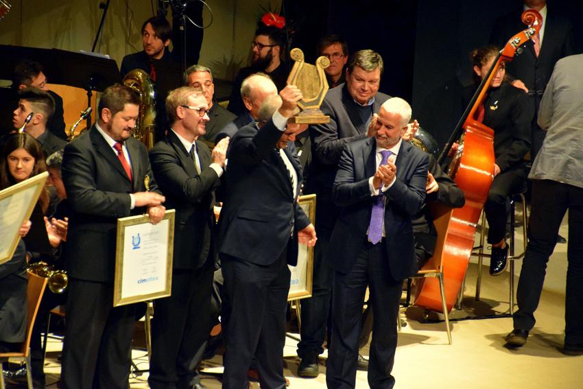 """La Primitiva de Lliria guanya el 44º Certamen Internacional de Bandes de Música """"Vila d'Altea"""""""
