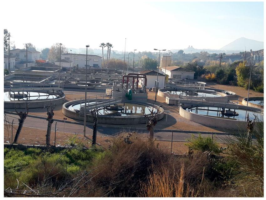 Cicle Hídric inverteix 22.680 euros per millorar la qualitat de l'aigua regenerada per la depuradora principal d'Altea