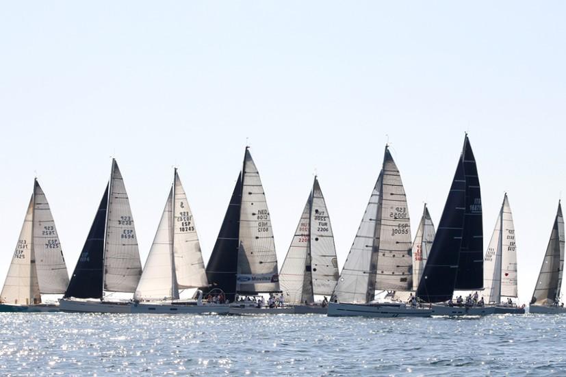 La Regata l'Almadrava de la Marina rememora la pesca de la tonyina