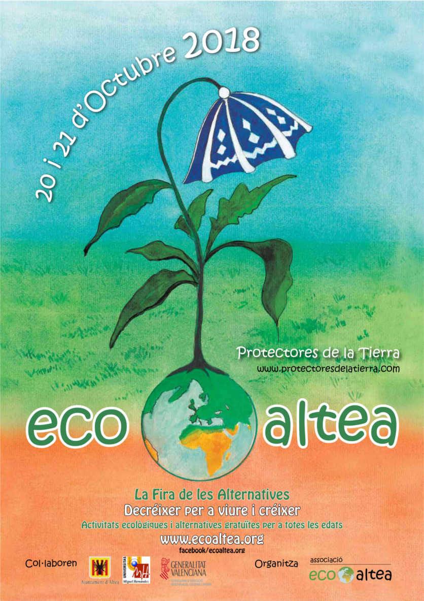 Cap de setmana dedicat a EcoAltea, la fira de les alternatives