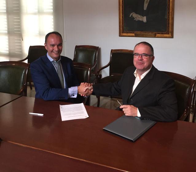 L'Ajuntament d'Altea i AVAESEN signen un conveni de col•laboració