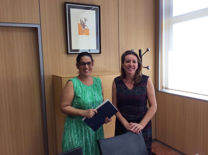 L'Agència Valenciana de Turisme i la Regidoria de Turisme d'Altea es reuneixen per tractar temes d'especial rellevància per al municipi