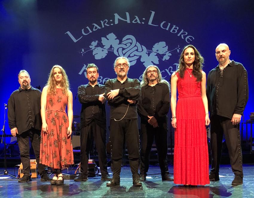 Luar Na Lubre presenta a Altea el seu últim treball musical dedicat a la 'Ribeira Sacra'