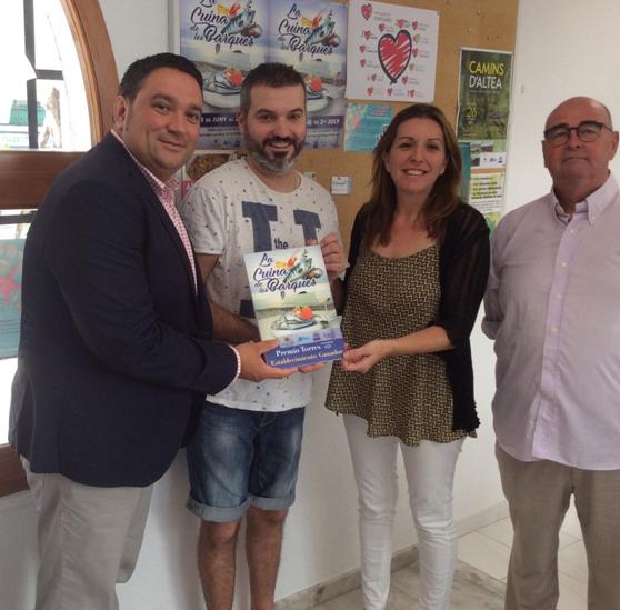 """El Raco de Toni i Pedro Berenguer guanyadors en """"La Cuina de les Barques"""""""