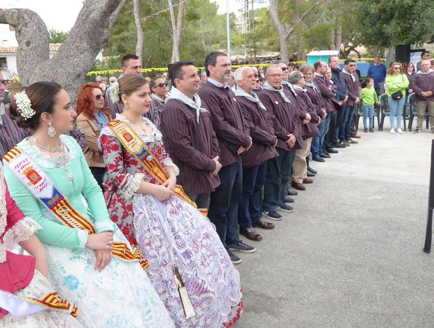 """Altea, l'Alfàs i la Nucia celebren junts el """"Dia de Sant Vicent"""""""