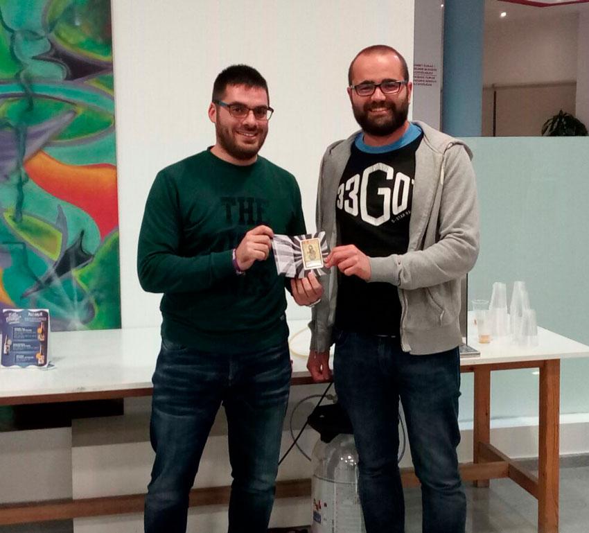 Una trentena de joves van participar al torneig de la Fallera Calavera