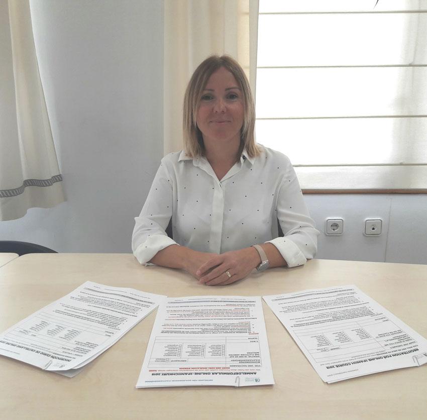 Abierto el plazo de inscripción para los cursos de castellano destinados a residentes extranjeros
