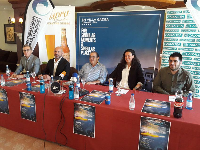 Altea acollirà una nova edició de la Mediterranean Coast Challenge