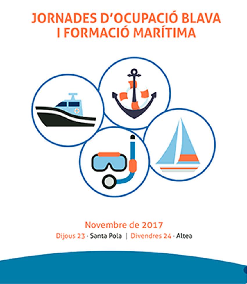 Altea seu de les jornades d'ocupació blava i formació marítima