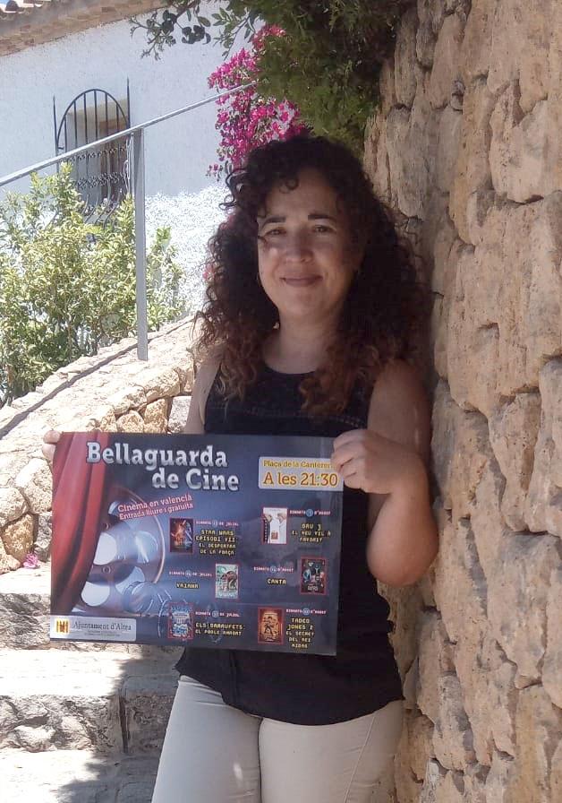 """Normalització Lingüística presenta la 3a edició del cicle de cinema en valencià """"Bellaguarda de Cine"""""""