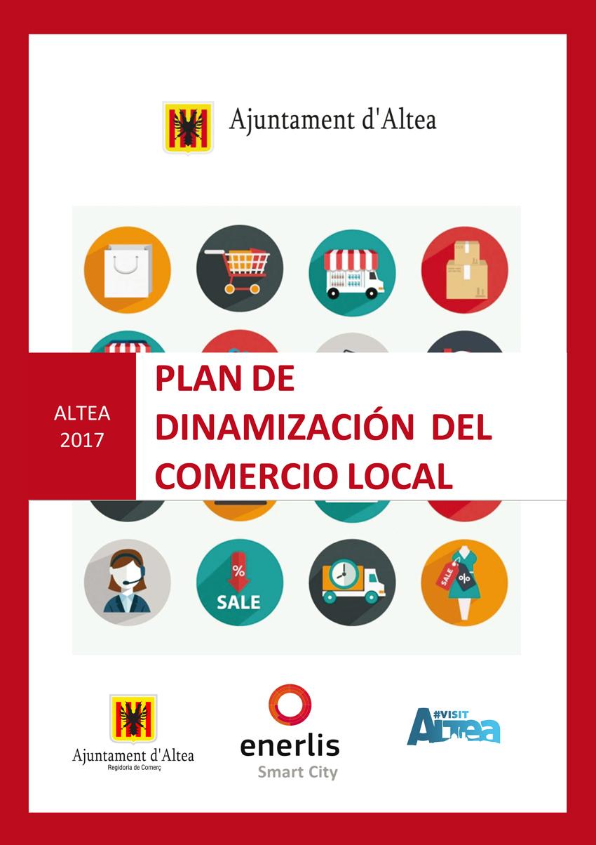 Es presenta el Pla de Dinamització Comercial d'Altea
