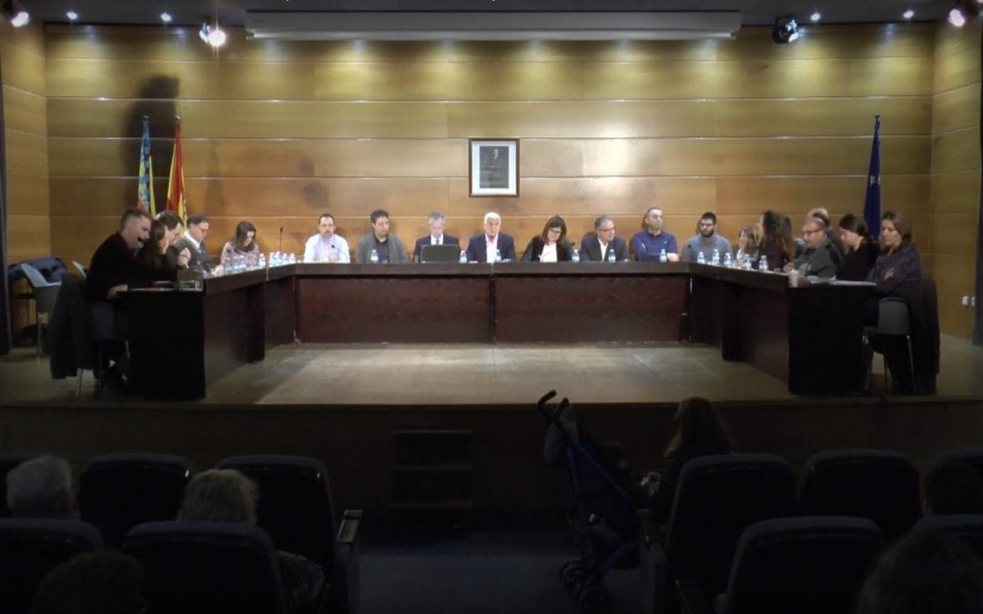 El Compte General de 2017 confirma la millora progressiva de la situació econòmica de l'Ajuntament d'Altea