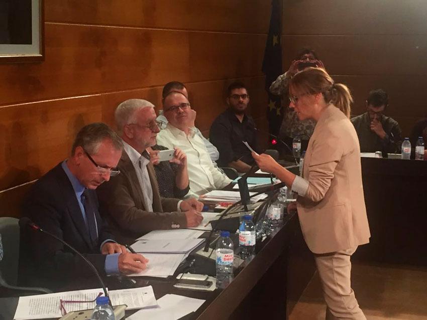 L'Ajuntament d'Altea modifica l'ordenança reguladora del servei d'aigua per complir un acord plenari de la darrera legislatura