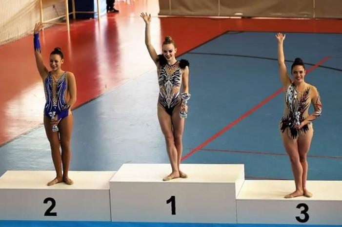 Altea es classifica per als nacionals de gimnàstica rítmica