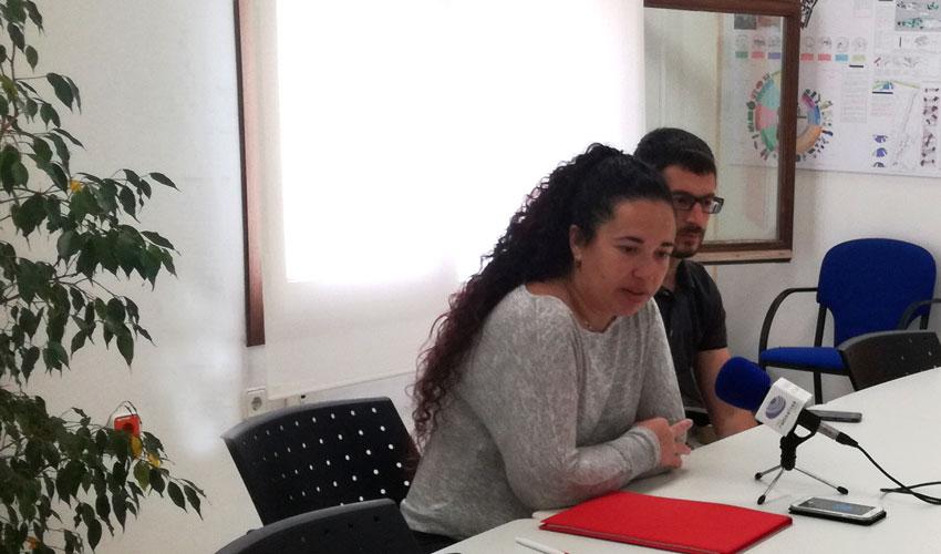 Vicenta Pérez, nova portaveu del PSPV-PSOE a l'Ajuntament d'Altea