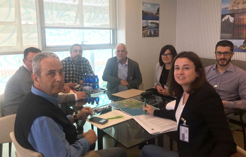 L'Ajuntament i Conselleria de Medi Ambient treballen conjuntament per millorar els espais naturals a Altea