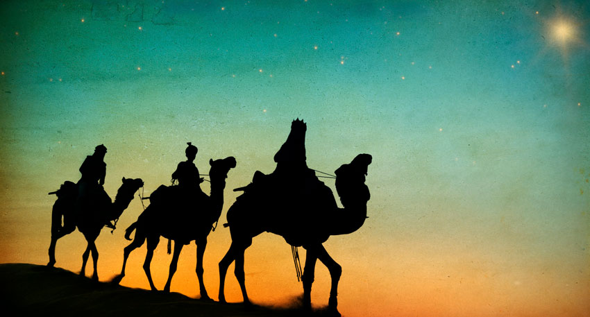 Todo listo para la llegada de los Reyes Magos a Altea y Altea la Vella