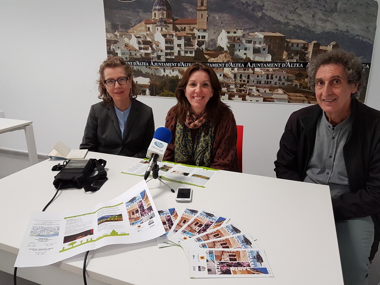 Turisme anuncia la programació d'activitats turístiques i culturals per a Setmana Santa