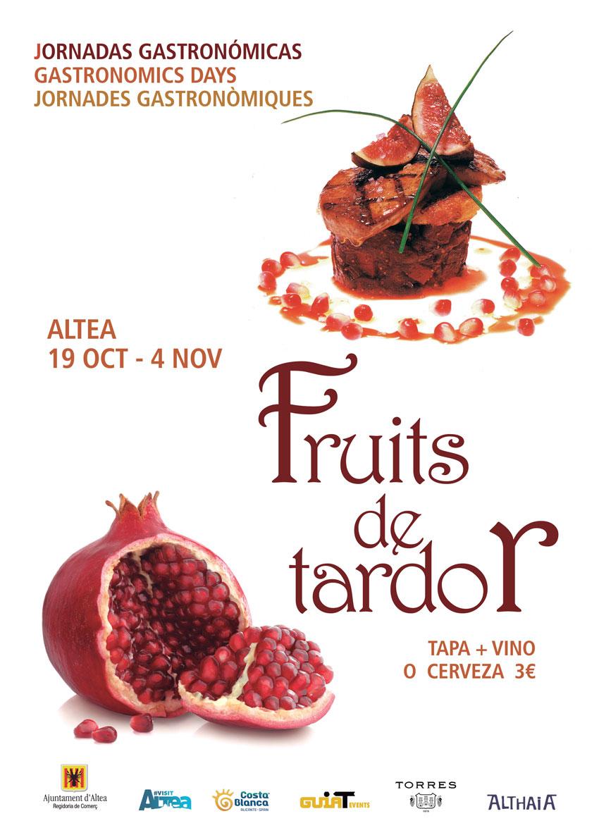 """Vuelve la Ruta de la Tapa ''Fruits de Tardor"""""""