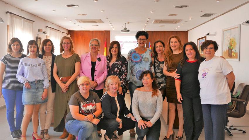 Altea partícip d'un projecte contra la violència de gènere impulsat pel Consell Comarcal d'Igualtat