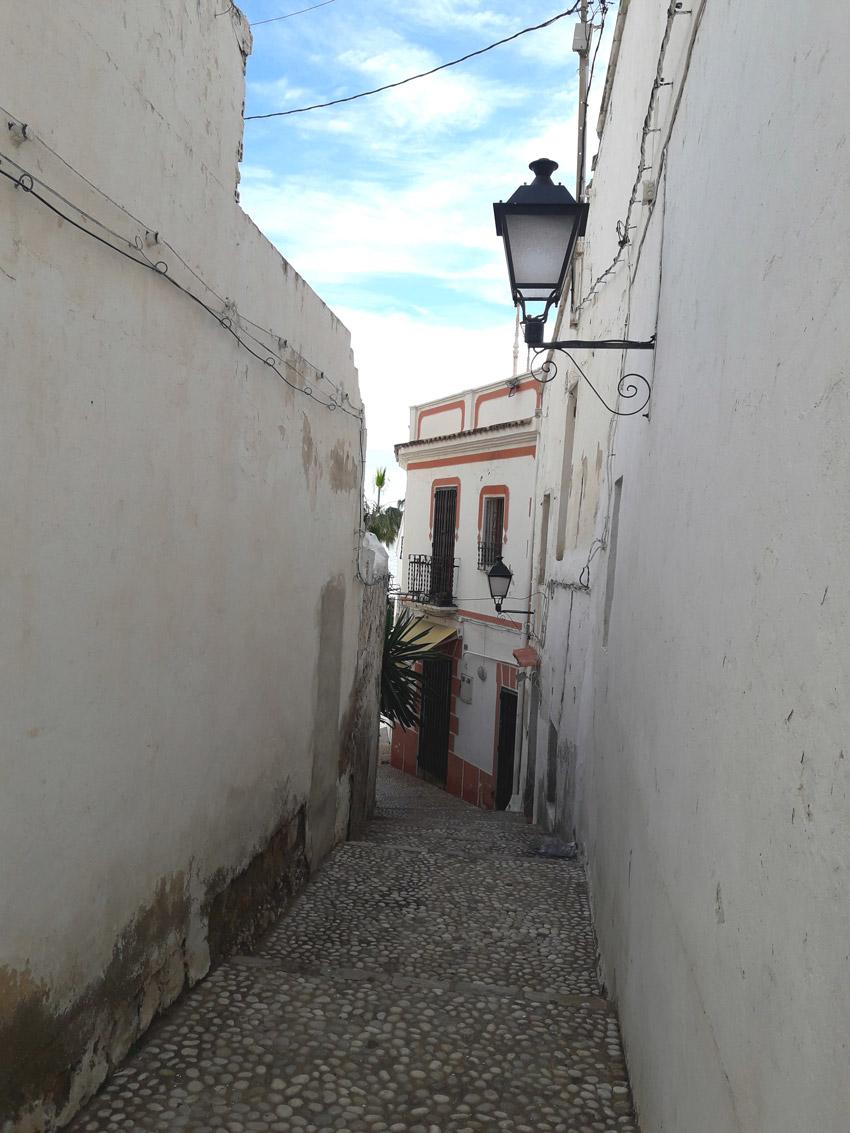 Hui s'ha obert el pas pel Carreró Almadrava
