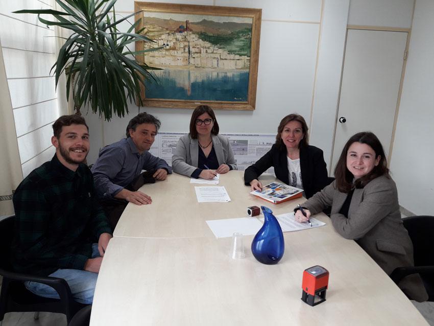 Nou conveni de col•laboració entre l'Ajuntament i De Amicitia
