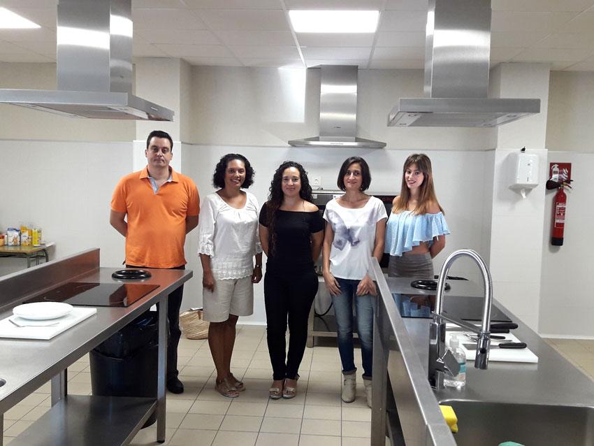 Nova i àmplia oferta de cursos de cuina a l'Aula Municipal