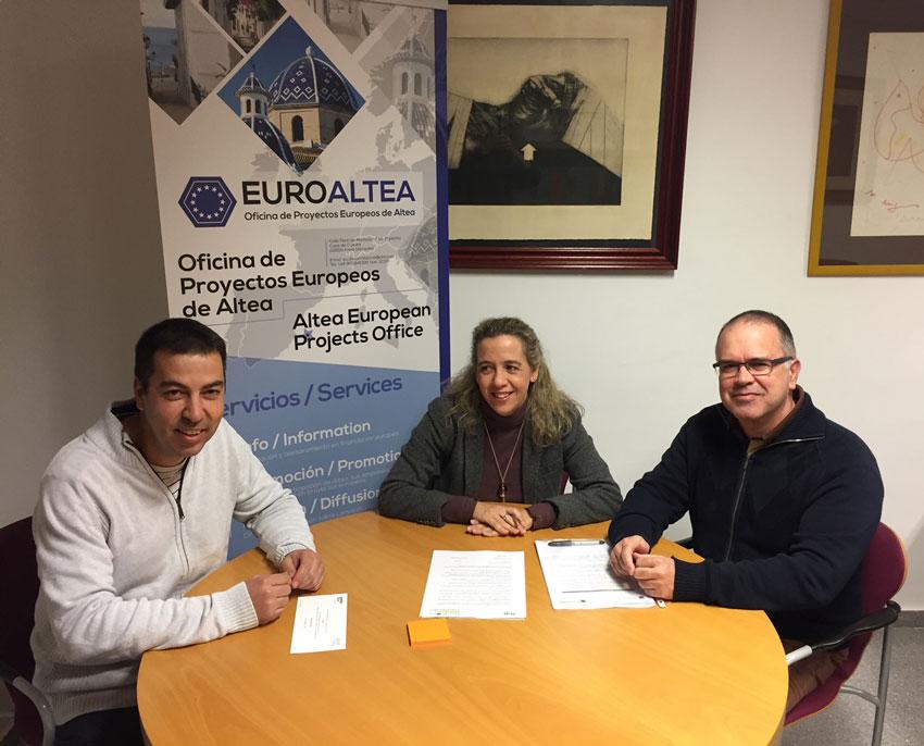 """L'Ajuntament d'Altea s'incorpora al projecte europeu Erasmus Plus """"Permission to Wonder"""" sobre la metodologia visual Thinking Strategies en educació"""