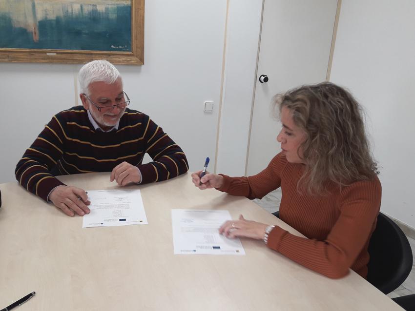 Altea, l'Alfàs i Benidorm signen un conveni de col•laboració amb la Conselleria de Medi Ambient per a la preservació del Parc Natural de la Serra Gelada