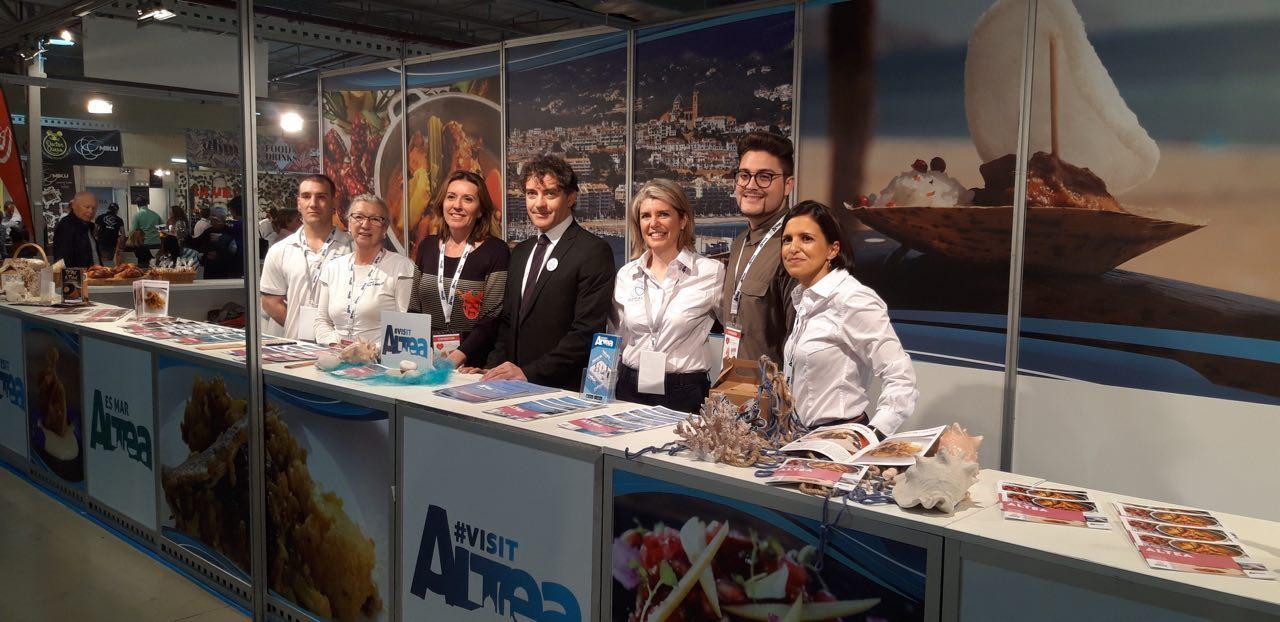 Alicante Gastronómica triplica el nombre d'assistents en la seua segona edició i garanteix l'èxit per als expositors alteans