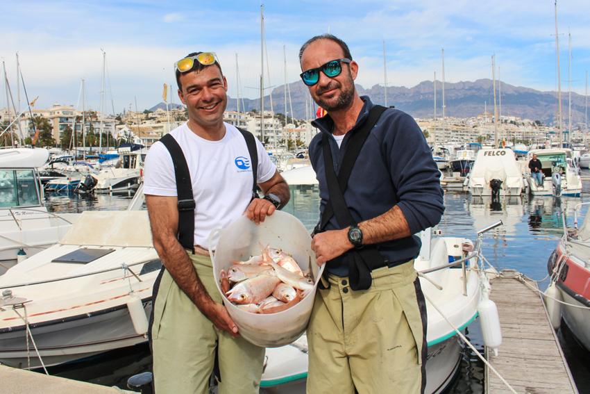El Carpito III gana el Concurso de Pesca al Chambel 2019