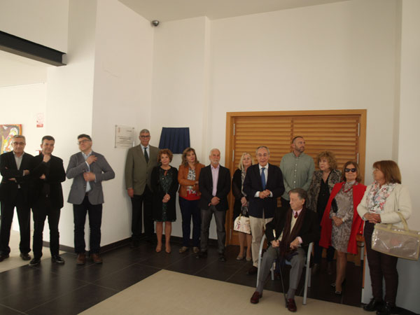 La Fundació Frax dedica un espai expositiu al pintor Juan Navarro Ramón