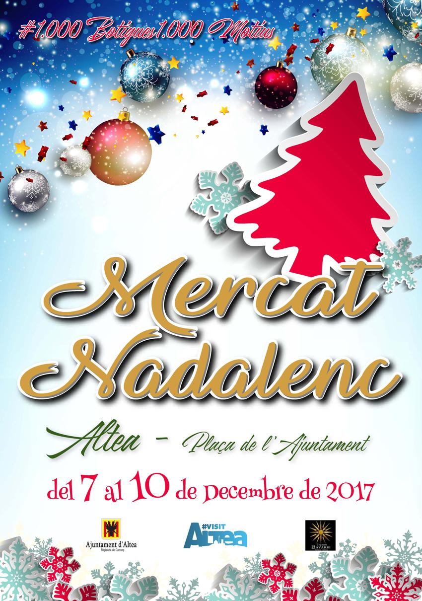 """""""El Mercadet Nadalenc"""" inicia les activitats nadalenques a Altea"""