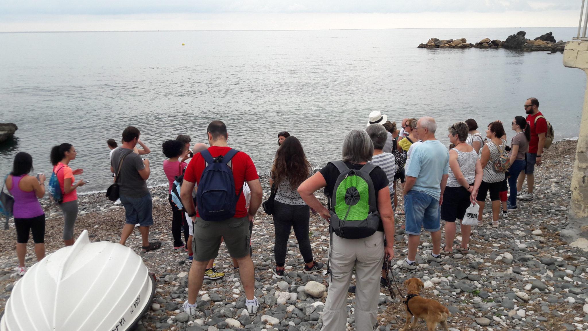Èxit de participació a la ruta a peu pel Parc Natural de la Serra Gelada amb motiu del Dia Mundial del Turisme Sostenible