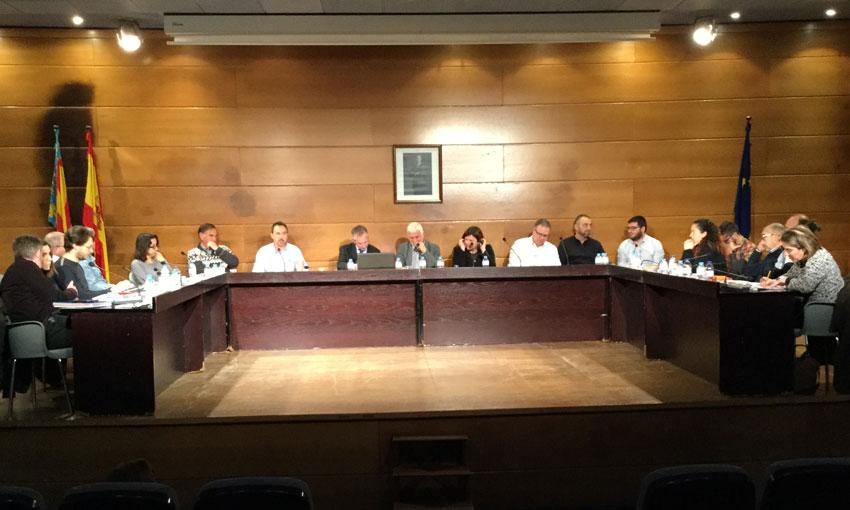 Finaliza el proceso para la aprobación definitiva del presupuesto Municipal para el 2018