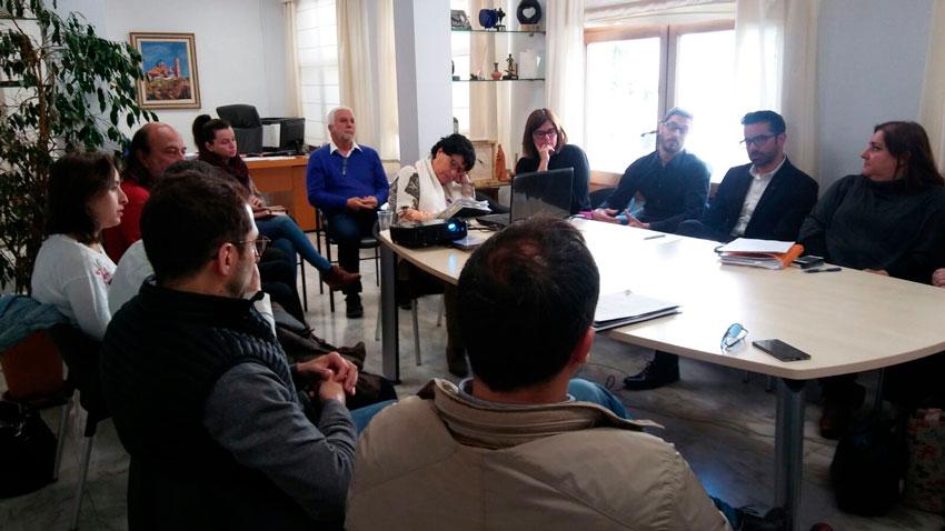 El Consell Local d'Urbanisme coneix les propostes de l'equip de govern per al Pla General