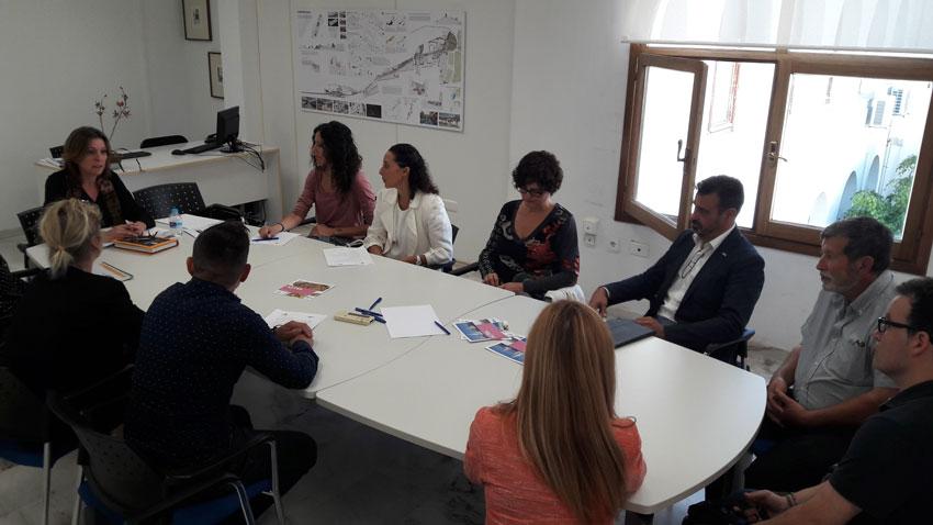 Turisme es reuneix amb representants del sector de l'allojament alteà