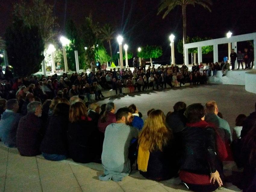 Es consolida la ruta cultural de la Nit de Tots Sants amb més de tres-cents participants