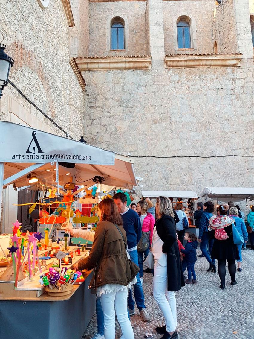 Altea ha viscut una magnífica Setmana Santa, segons les dades recollides per Turisme